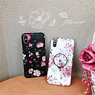 Case For Apple iPhone XR / iPhone XS Max with Stand / Ultra-thin / Pattern Back Cover Flower Soft TPU for iPhone XS / iPhone XR / iPhone XS Max