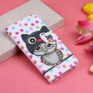 cheap -Case For Huawei Huawei Mate 20 Lite / Huawei Mate 20 Pro Wallet / Card Holder / with Stand Full Body Cases Owl Hard PU Leather for Mate 10 lite / Huawei Mate 20 lite / Huawei Mate 20 pro