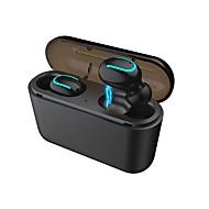 halpa -LITBest Q32 Korvassa Langaton Kuulokkeet Korvakuulokket PP+ABS EARBUD Kuuloke Mikrofonilla / Latauslaatikko kuulokkeet