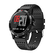 cheap -DMDG T1 Smartwatch Android iOS Bluetooth Sports Waterproof Heart Rate Monitor Blood Pressure Measurement Stopwatch Pedometer Call Reminder Activity Tracker Sleep Tracker