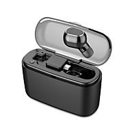 cheap -LITBest XY-JEM8 In Ear Wireless Headphones Earphone Plastic Shell Earbud Earphone Mini / with Microphone / With Charging Box Headset