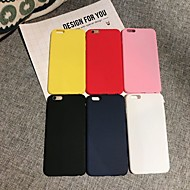 halpa -Etui Käyttötarkoitus Apple iPhone XR / iPhone XS Max Himmeä Takakuori Yhtenäinen Pehmeä TPU varten iPhone XS / iPhone XR / iPhone XS Max
