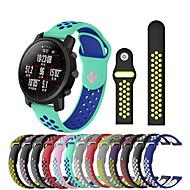 Bracelet de Montre  pour Huami Amazfit A1602 / Huami Amazfit Pace Watch / Huami Amazfit Stratos Smart Watch 2/2S Xiaomi Bracelet Sport Silikon Sangle de Poignet