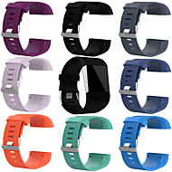 cheap -Watch Band for Fitbit Surge Fitbit Sport Band Silicone Wrist Strap