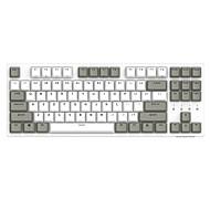 billige -DURGOD Taurus K320 USB Wired Mekanisk tastatur Gaming Mekanisk 87 pcs nøgler