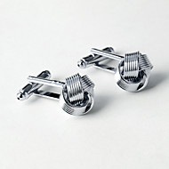 billige -Sølv Manchetter Legering Herre Kostume smykker Til Daglig
