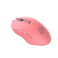 preiswerte -DAREU EM925 Wired USB Optisch Gaming Mouse Multi-Farben-Hintergrundbeleuchtung 600/1200/2400*3600/4800/6000 dpi 6 einstellbare DPI-Stufen 7 pcs Schlüssel