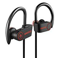 זול -KawBrown X-Buds באוזן אלחוטי אוזניות אוזניות / Microphone פלסטי ספורט וכושר אֹזְנִיָה עיצוב חדש / עם מיקרופון אוזניות