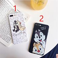 kotelo omena iPhone xr / iphone xs max kuvio takakansi sarjakuva pehmeä tpu iPhone x xs 8 8plus 7 7plus 6 6s 6plus 6s plus