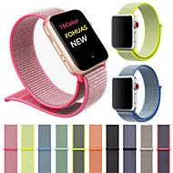 cheap -Watch Band for Apple Watch Series 4/3/2/1 Apple Sport Band Nylon Wrist Strap