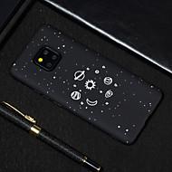 tok Για Huawei Huawei Nova 4 / Huawei Honor 8X Παγωμένη / Με σχέδια Πίσω Κάλυμμα Ουρανός Μαλακή TPU για Huawei Nova 3i / Huawei Nova 4 / Huawei Honor 9 Lite