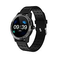 levne -Indear MK06 Inteligentní hodinky Android iOS Bluetooth Smart Sportovní Voděodolné Monitor pulsu Měření krevního tlaku Stopky Krokoměr Záznamník hovorů Sledování aktivity Měřič spánku