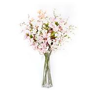 abordables -Fleurs artificielles 1 Une succursale Simple Style Simple Moderne Plantes succulentes Fleur de Table