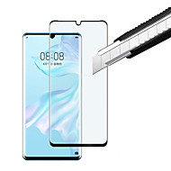 levne -Screen Protector pro Huawei Huawei P30 Pro Tvrzené sklo 1 ks Celkový kryt High Definition (HD) / 9H tvrdost / 3D zaoblený okraj