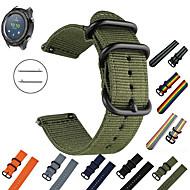 billige -Klokkerem til Huawei Watch 2 Huawei Sportsrem Stoff / Nylon Håndleddsrem