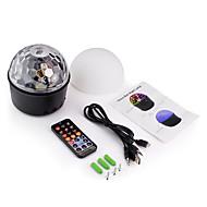 billige -1 Bundle Globe LED Night Light / Sky Projector Light Usb Farveskiftende <5 V