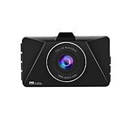 billige -junsun q6 fuld hd 1080p bil dvr kamera 3 tommer videooptagelse wdr dashcam nat vision biloptager parkering skærm dvrs dash cam
