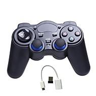 billige -universel 2,4g trådløs spil gamepad joystick til android tv-box tablet pc