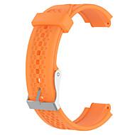 billige -Klokkerem til Garmin Forerunner 25 Garmin Sportsrem Silikon Håndleddsrem