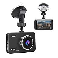 billige -junsun q5 dash cam 3 lcd fuld hd 1080p 140 vidvinkel dashboard kamera bil dvr køretøj dash cam med video sensor loop recordingnight visiong-sensor