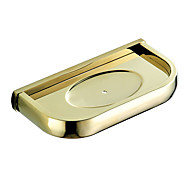 cheap -Soap Dishes & Holders New Design Contemporary / Modern Brass 1pc - Bathroom / Hotel bath Wall Mounted