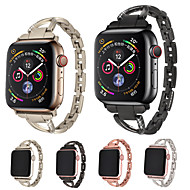 preiswerte -Uhrenarmband für Apple Watch Serie 4/3/2/1 Apple Classic Buckle Metallarmband