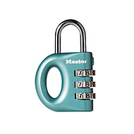 halpa -633MCND Riippulukko / Koodilukko sinkkiseos salasanan lukituksen varten Rullalaukut / Kaappi / Jumppa