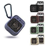 baratos -caixa retro do auscultadores do silicone da tevê para airpods à prova de choque / dustproof