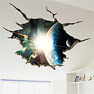 cheap -Decorative Wall Stickers - Plane Wall Stickers Animals / Still Life Bedroom / Indoor
