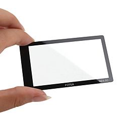 fotga® premium LCD-scherm panel protector glas voor Sony NEX-3 / NEX-5