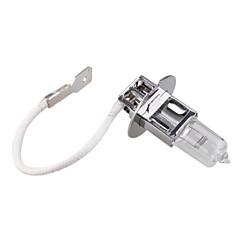 carro lâmpada de nevoeiro (h3, 55w, branco)