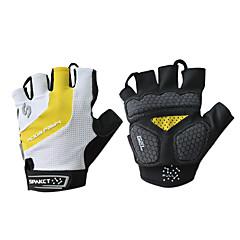 Χαμηλού Κόστους -SPAKCT Γάντια για Δραστηριότητες/ Αθλήματα Γάντια ποδηλασίας Αντιολισθητική Εύκολη αποσπώμενη γλωττίδα Χωρίς Δάχτυλα Πολυεστέρας Νάιλον PU