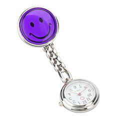 preiswerte Tolle Angebote auf Uhren-Damen Armbanduhr Quartz Armbanduhren für den Alltag Legierung Band Analog Süßigkeit Modisch Silber - Grün Blau Rosa Ein Jahr Batterielebensdauer