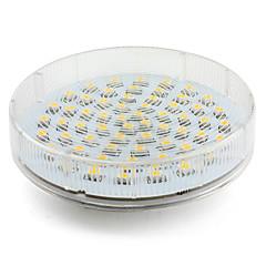cheap LED Bulbs-4W 300-350 lm GX53 LED Spotlight 60 leds SMD 3528 Warm White AC 220-240V