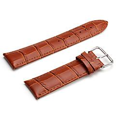 お買い得  腕時計用アクセサリー-腕時計バンド レザー 腕時計用アクセサリー 0.014 高品質