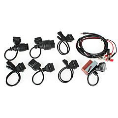 abordables Piezas para el Coche-Cables para Autocom CDP Pro para coches (8-Piece Pack)