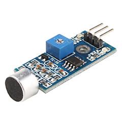 halpa Sensorit-3-pin äänentunnistuksella moduuli (sininen)