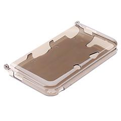 お買い得  Nintendo3DS 用アクセサリー-ニンテンドー3DS XL / LL用保護クリスタルケース(アソートカラー)