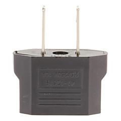 110-240v oss plugger til eu og oss plugger ac strømadapter høy kvalitet