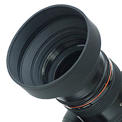 67mm Rubber Lens Hood for Wide angle, Standard, Telephoto Lens