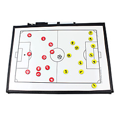 Football Coaching Board With 2 Pens & 1 Eraser