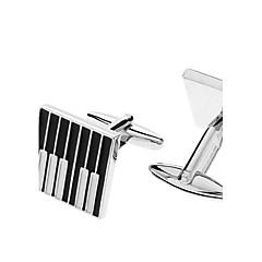 z&x® zongora kulcs minta könnyűfém mandzsettagomb