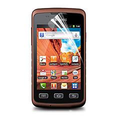 PET Materiale Samsung schermo Protecter per S5690 (Matte Film)