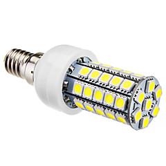 voordelige LED-lampen-6000lm E14 LED-maïslampen T 47 LED-kralen SMD 5050 Natuurlijk wit 220-240V