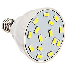 お買い得  LED 電球-6000 lm E14 LEDスポットライト PAR38 15 LEDの SMD 5630 ナチュラルホワイト AC 110〜130V AC 220-240V
