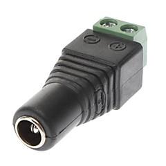 abordables Tiras de Luces LED-1pc Accesorio de iluminación Conector eléctrico ABS