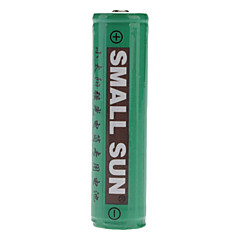 SmallSun 18650 Piller 2400 3.7 için Kamp/Yürüyüş/Mağaracılık