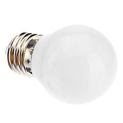 E26/E27 LED Globe Bulbs G60 28 350lm Warm White 2700K AC 220-240V