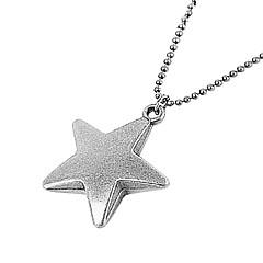 preiswerte Halsketten-Koreanische Version des lucky star star wilden Retro-Pullover Kette N525