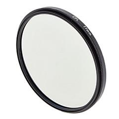 77mm CPL filtro polarizador circular de lentes para cámaras